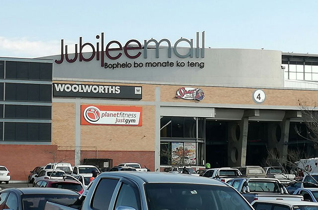 About Jubilee Mall